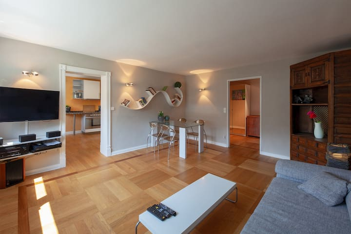 Design-Apartment zentral in Berlin-Charlottenburg