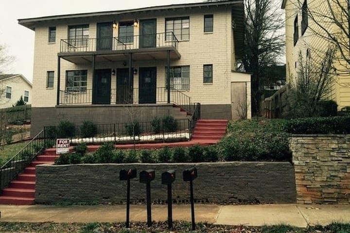 COZY, COMFY, AND CLOSE TO EVERYTHING - Atlanta - Apartemen