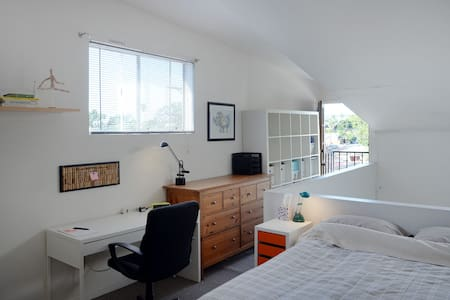 Loft style room with own bathroom - Venice - Apartment