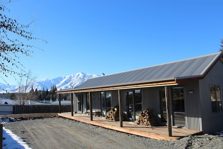 RIBBONWOOD COTTAGE - IN THE HEART OF TEKAPO - Lake Tekapo