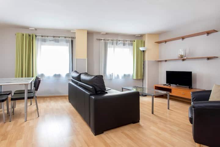 Apartamento amueblado en Sant Gervasi