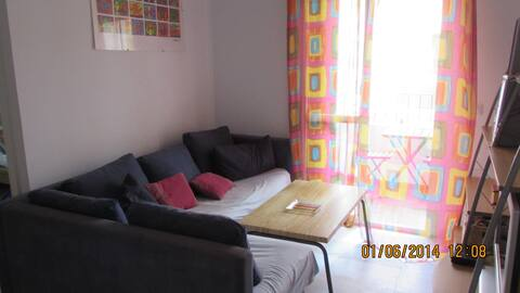 Apartamento ideal con a/c centrico junto playa