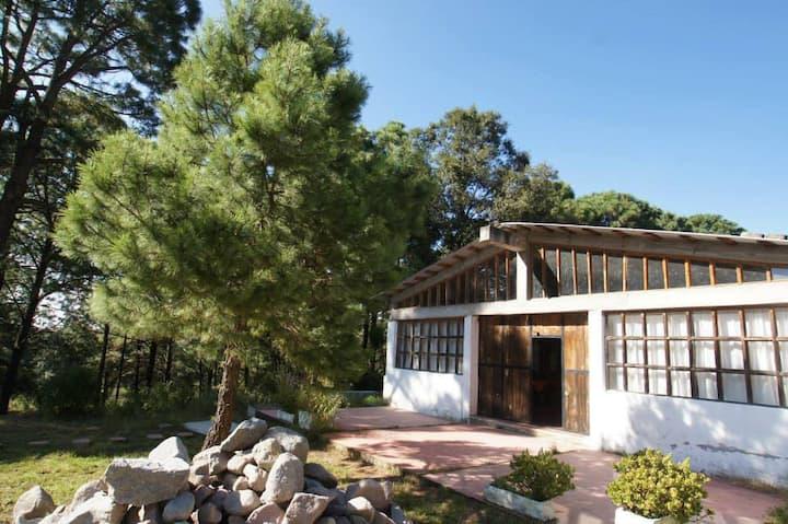 Preciosa cabaña en la Malinche