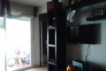 Apartamento luminoso en el centro - Ciudad Real