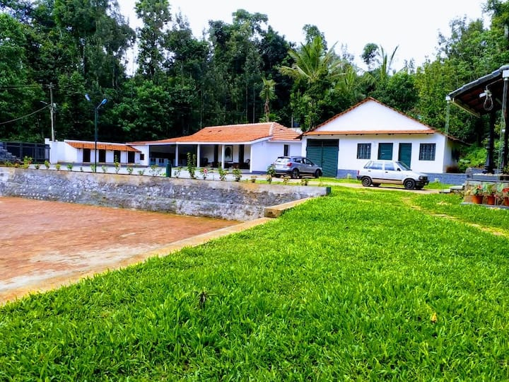 Shady Edge - Affordable Homestay in Chikmagalur