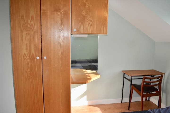 1 bedroom home in Dublin with parking