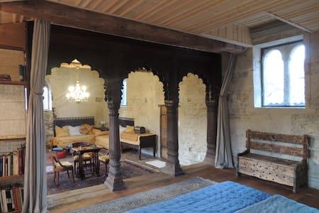 Suite familiale dans maison romane 1136 - 克盧尼(Cluny) - 公寓
