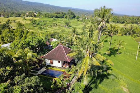 Scenic Rural View,Private Pool,Close to Waterfalls