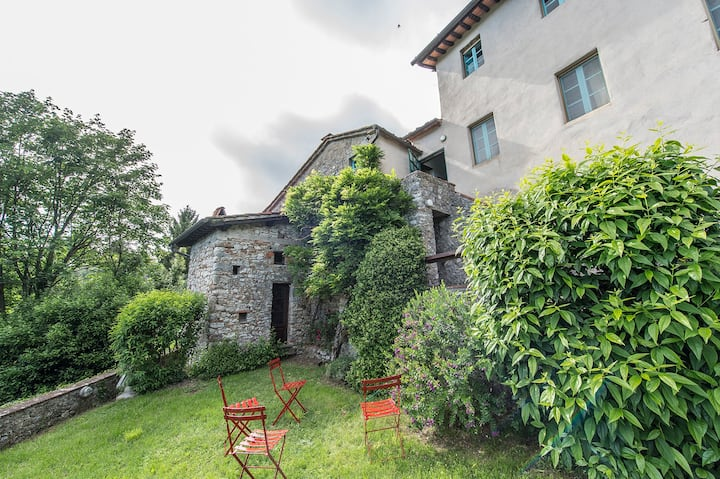 Old country house Versilia hills