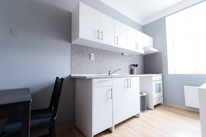 good cozy apartment