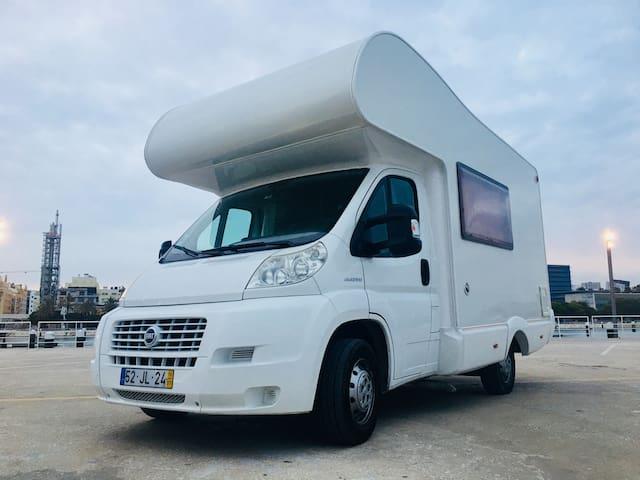 FREEDOM - Espetacular Autocaravana/Wonderful Van