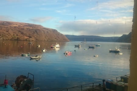 Harbour lodge - Portree
