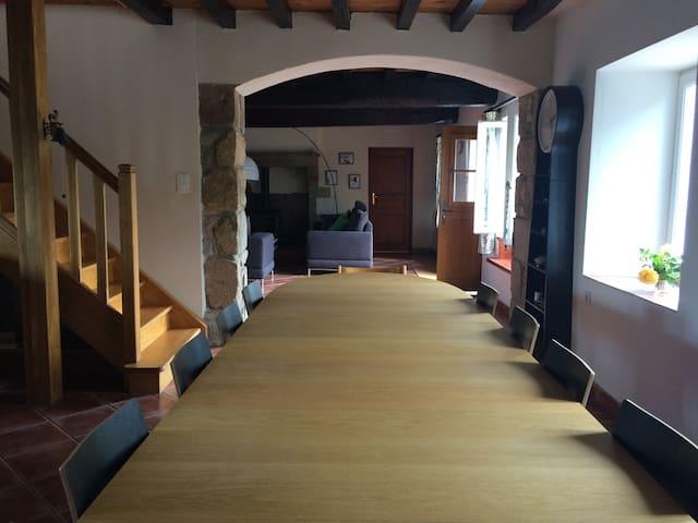 Chouettes, charming familyhouse - 15pp Auvergne FR