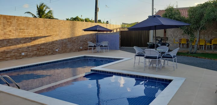 Bangalô 04- Cond.Villa Hilda Praia Porto de Atapuz