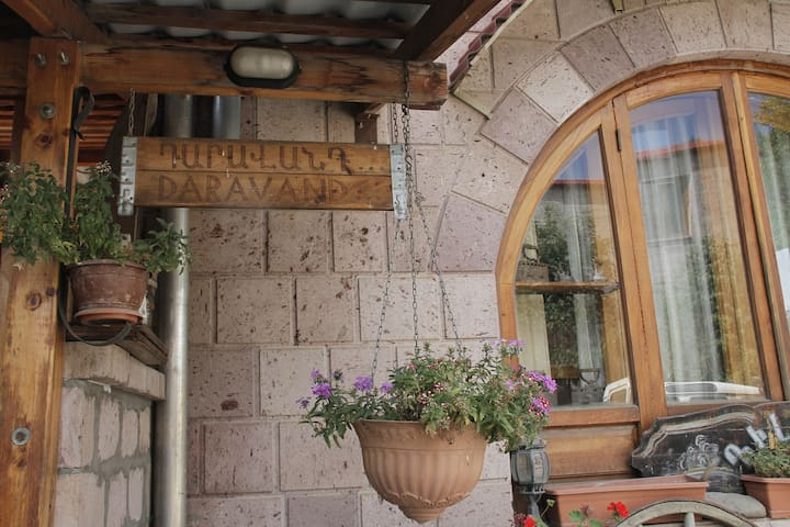 Welcome to Daravand Guest House!