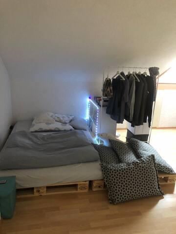Wohnung mit 4 Schlafplaetzen
