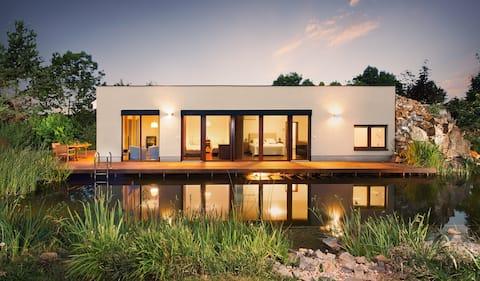 Luxury holiday home near Brno