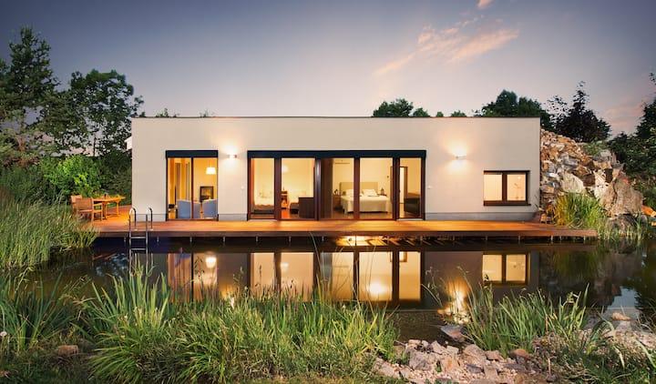 Luxusní prázdninový dům kousek od Brna