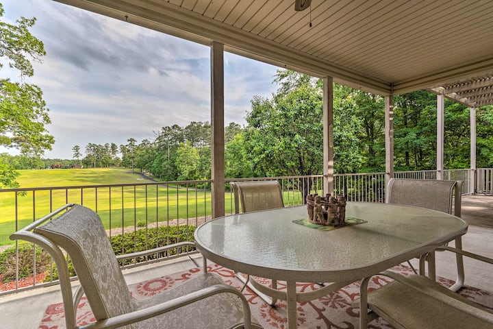 NEW! Family House on Golf Course w/ Patio + Grill!
