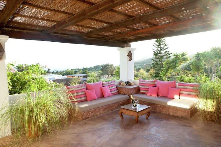 Casa de campo con vistas al mar - Sant Josep de sa Talaia - Casa