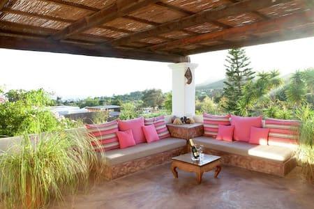 Casa de campo con vistas al mar - Sant Josep de sa Talaia - Haus