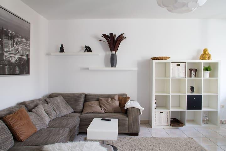 Zentrale Wohnung in Horrem - Kerpen - Apartment