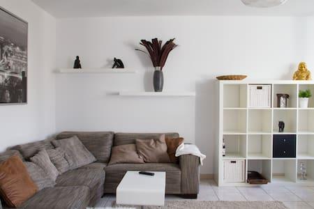 Zentrale Wohnung in Horrem - Kerpen - Apartament