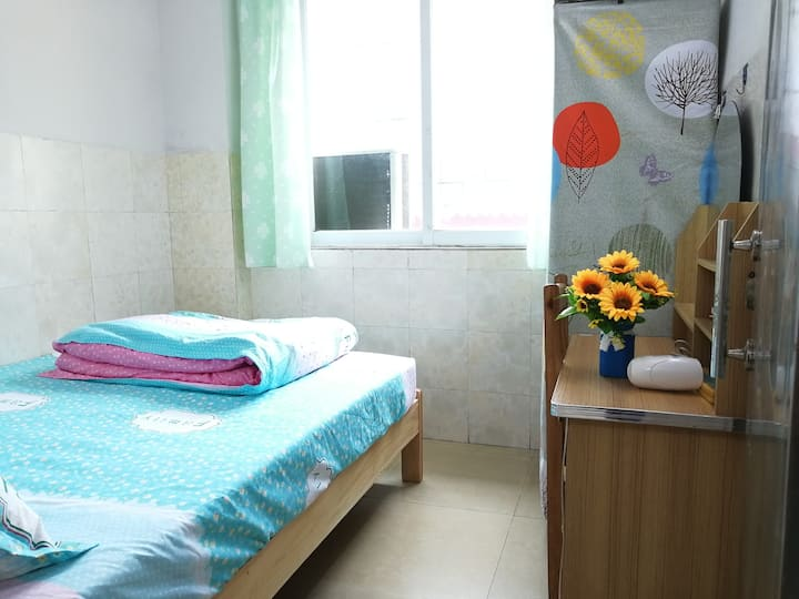 【So.Apartment】605#only1.3km to Jihua metro station