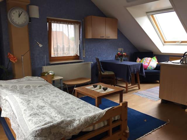 Gemütliches Appartement mit Küche - Rastatt - Haus