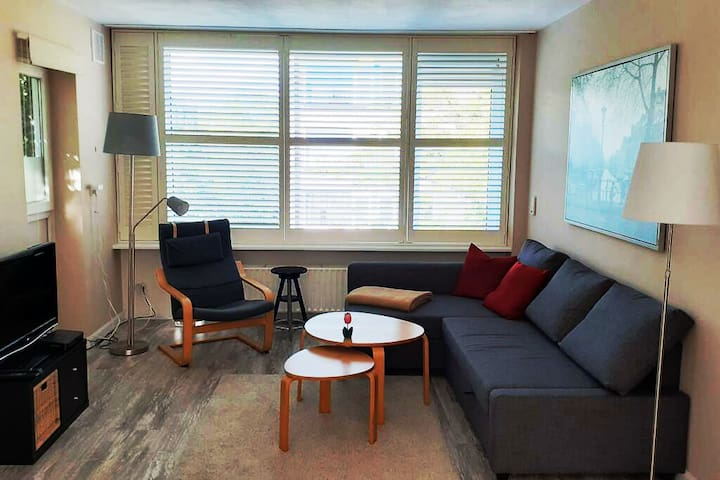 Full appartment 15min from Amsterdam Centraal