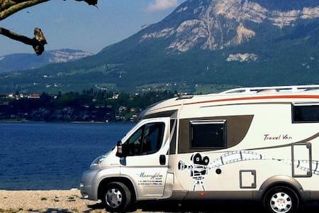 Wohnmobil (max. drei Personen), Traval Van 571 - Grafenrheinfeld - รถบ้าน/รถ RV