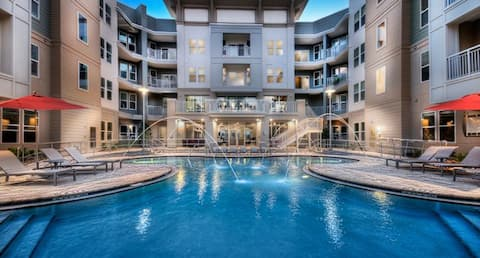 Luxury stay near Hospital & St Johns TownCenter