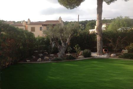 Casa  SOLRIC con bonito jardín - Estartit - Torroella de Montgri - 連棟房屋