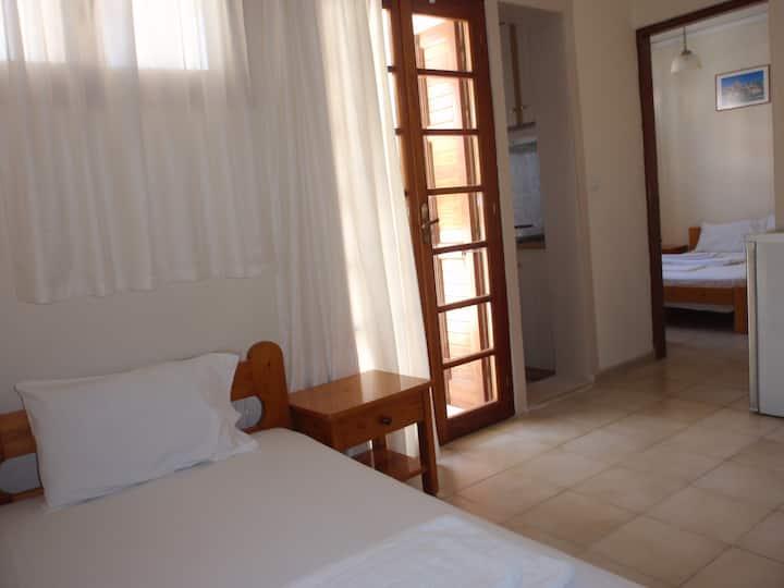 Apartment in Mitilini's center