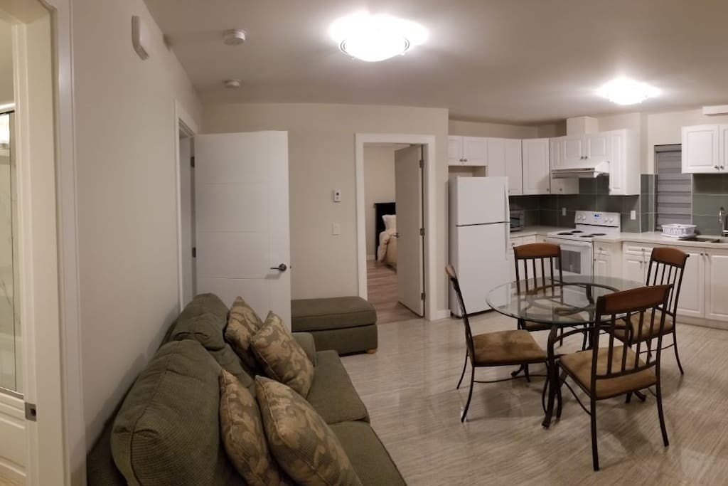 Living Room / Kitchen