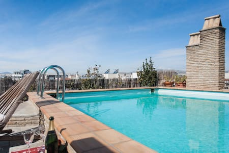 Αthens Luxury Apartment with pool! - Paleo Faliro