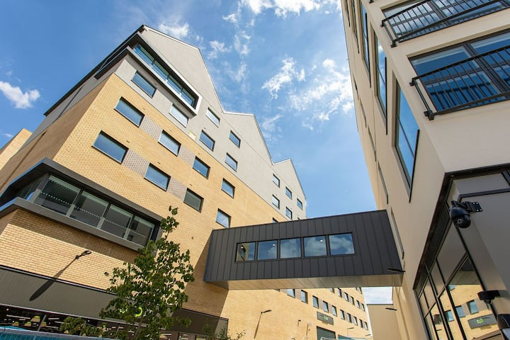 Student Only Property: Friendly Premium Studio, West Way Square