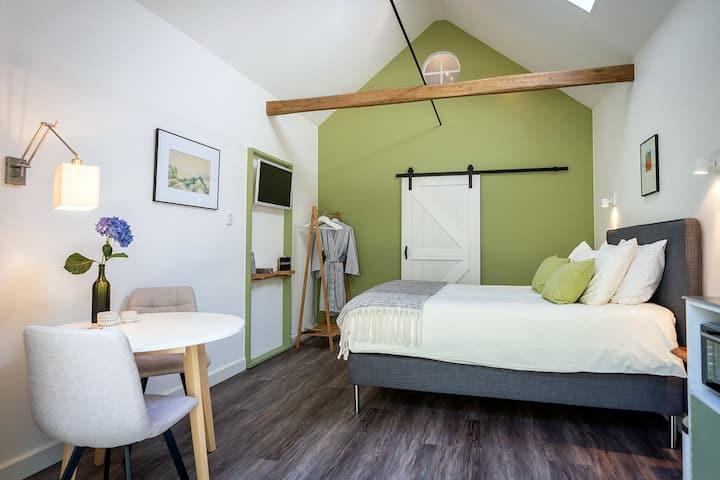 Luxe studio in het prachtige Hoge Berg gebied.