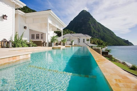 Villa Eriu at Soufriere