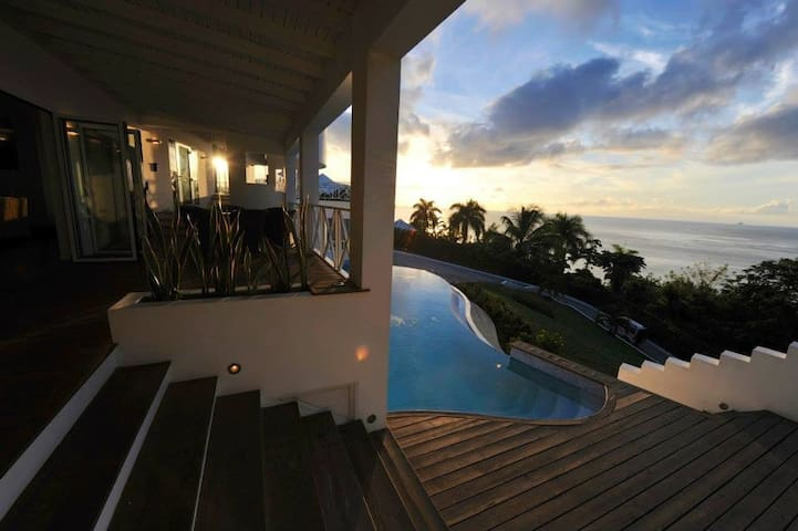 La Toc Villa, your private Caribbean experience