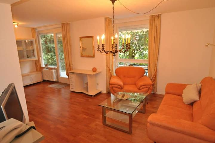 Hotel NORA GbR, (Bad Krozingen), Suite, 70qm, 2 Schlafräume, max. 4 Personen