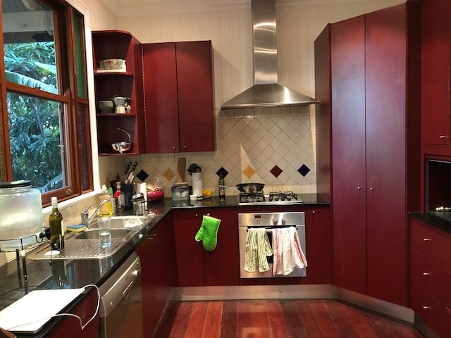 Newly renovated Qlder cottage near city/university