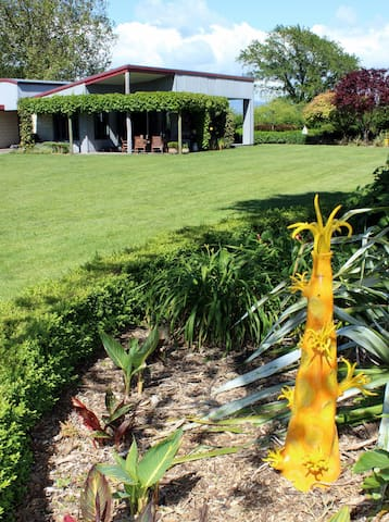 Relaxing rural setting in Ngahinapouri - Ngahinapouri - Bed & Breakfast