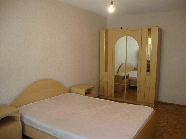 Двухкомнатная квартира в Грозном.