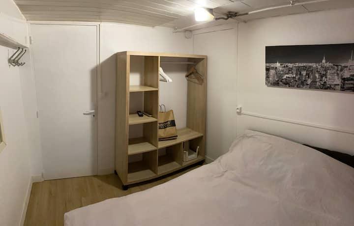 Jolie chambre Chaleureuse à Mitry-Mory