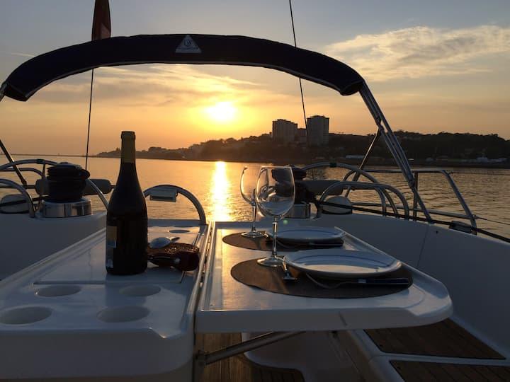 Douro Sailing - Noite a Bordo