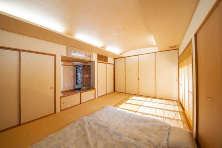 [OTOKI]Special temple experience.Near by Kenrokuen