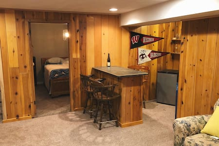 On Wisconsin! Private Suite - West Madison
