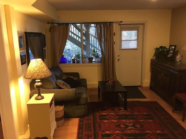 Super Bowl Garden In-Law Apartment - San Francisco - Apartment