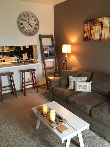 Cute apartment with pond view in Wyoming, Michigan - Wyoming